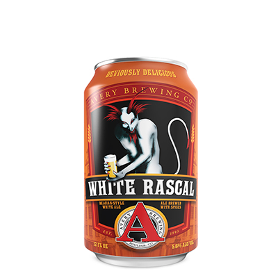 white rascal can