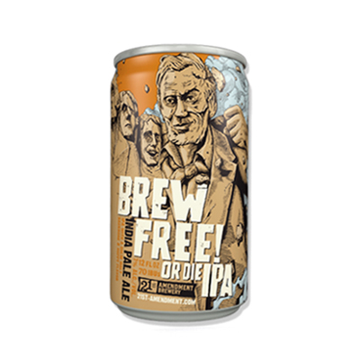 brewfree can