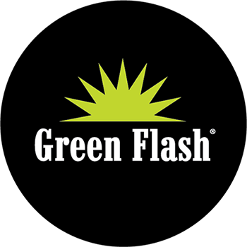 Green Flash Brewing Company logo